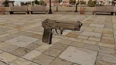 Halbautomatische Pistole Beretta