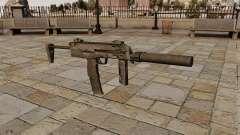 Pistolet mitrailleur HK MP7
