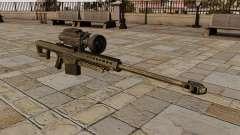 Das Scharfschützengewehr Barrett M82