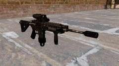 Automatische M4 Karabiner Hybrid Bereich