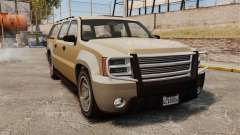 GTA V Declasse Granger 3500LX