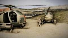 Spec Ops The Line AH6 pour GTA San Andreas