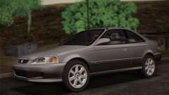 Honda Civic Si 1999 Coupe pour GTA San Andreas