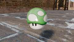 Granatapfel Mushroom Mario