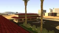 Railway station Las Venturas v1.0