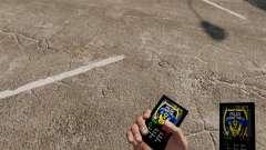 SO2-Thema für Ihr Handy