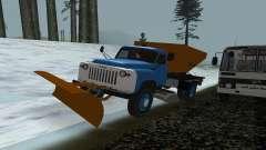 53 GAS-Schneefräse