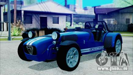 Caterham R500 Superlight 2008 pour GTA San Andreas