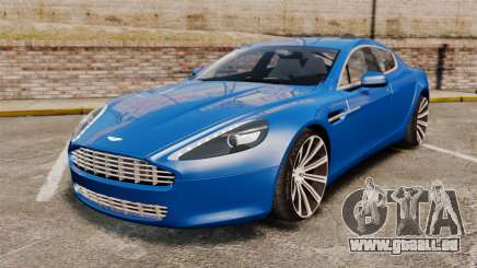Aston Martin Rapide 2010 pour GTA 4