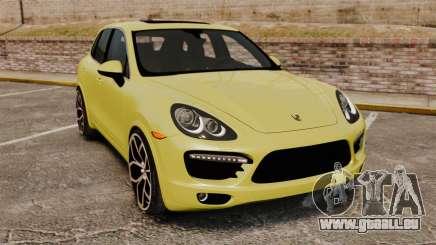 Porsche Cayenne 2012 SR pour GTA 4
