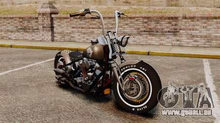 Harley-Davidson Knucklehead v2 pour GTA 4