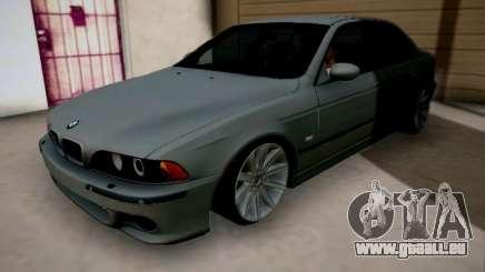 BMW M5 E39 pour GTA San Andreas