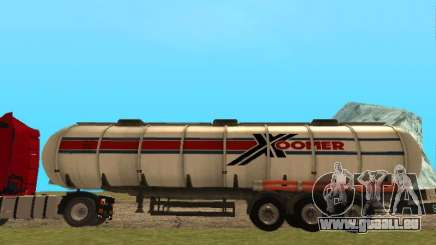 Tank Xoomer für GTA San Andreas