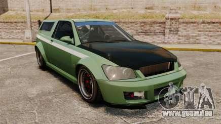 Sultan RS CT für GTA 4