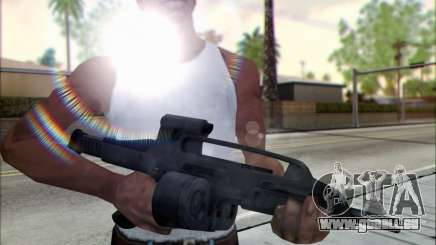 XM8 Para Drum Mag für GTA San Andreas