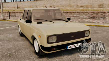 Zastava Yugo 128 pour GTA 4
