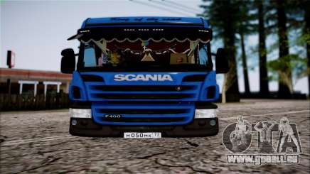 Scania P400 pour GTA San Andreas