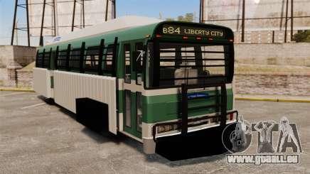 Autobus blindés pour GTA 4