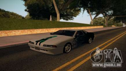 Vinyl for Elegy pour GTA San Andreas