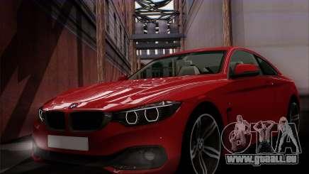 BMW 435i für GTA San Andreas
