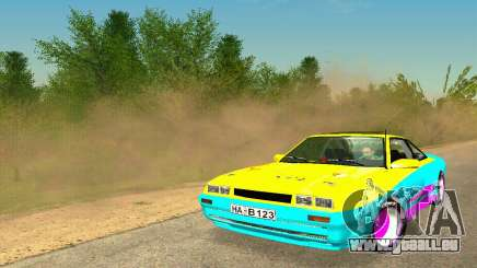 Opel Manta Mattig Extreme pour GTA San Andreas