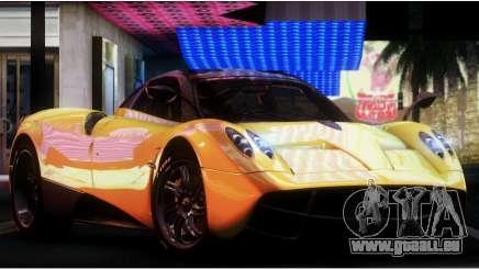 Pagani Huayra 2013 für GTA San Andreas