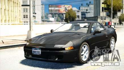 Mitsubishi GTO Twin Turbo 1992 pour GTA 4