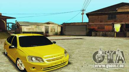 Lada Granta Hatchback pour GTA San Andreas