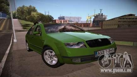 Skoda Fabia für GTA San Andreas