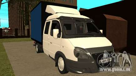 Business 33023 gazelle pour GTA San Andreas