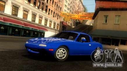 Mazda MX-5 Miata (NA) 1989 pour GTA San Andreas
