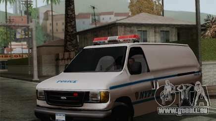 Ford F150 Police pour GTA San Andreas