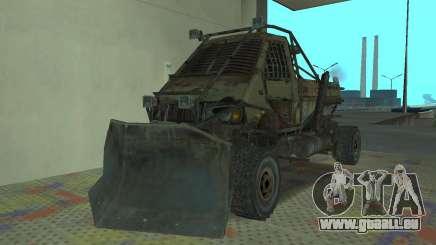 Gazelle de la Metro 2033 pour GTA San Andreas