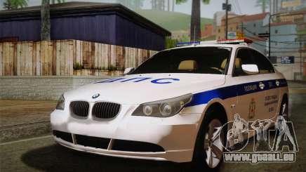 BMW 530xd DPS für GTA San Andreas