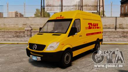 Mercedes-Benz Sprinter 2500 Delivery Van 2011 für GTA 4