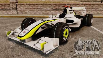 Brawn BGP 001 2009 pour GTA 4