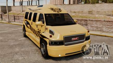 GMC Business superstar für GTA 4
