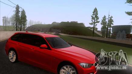 BMW 3 Touring F31 2013 für GTA San Andreas