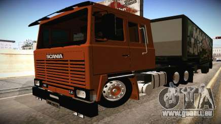 Scania LK 141 6x2 für GTA San Andreas