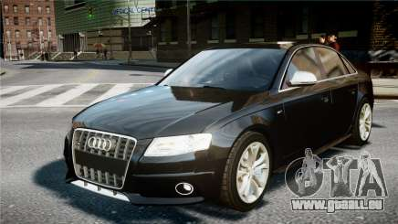 Audi S4 2010 für GTA 4