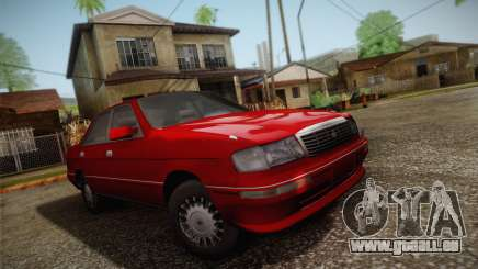 Toyota Crown Royal saloon g 3.0 für GTA San Andreas