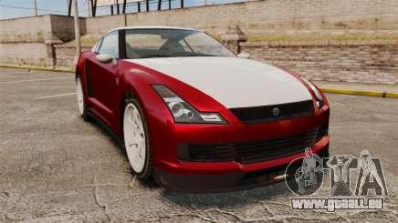 GTA V Elegy RH8 pour GTA 4