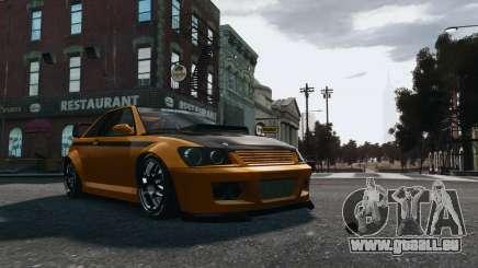 Sultan STI pour GTA 4