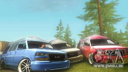GMC Savana für GTA San Andreas