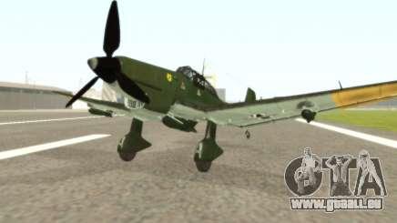 Junkers Ju-87 Stuka für GTA San Andreas