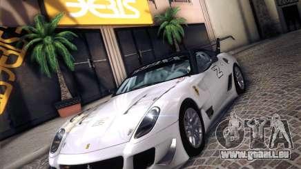 Ferrari 599XX 2012 für GTA San Andreas
