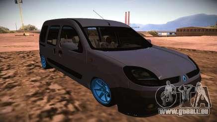 Renault Kangoo 2005 v1.0 TMC pour GTA San Andreas