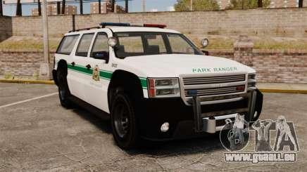 GTA V Declasse Granger Park Ranger pour GTA 4
