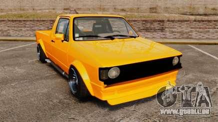 Volkswagen Caddy pour GTA 4