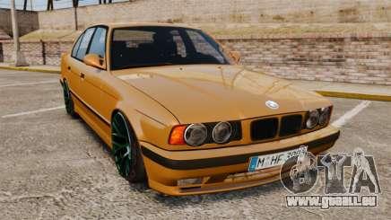 BMW M5 1995 pour GTA 4